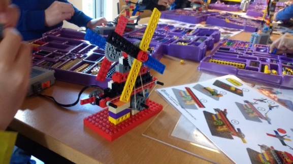 Workshop technisch LEGO (VOL)